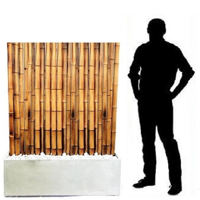 Vivero el bamb venta de plantas y macetas - Jardineras con bambu ...